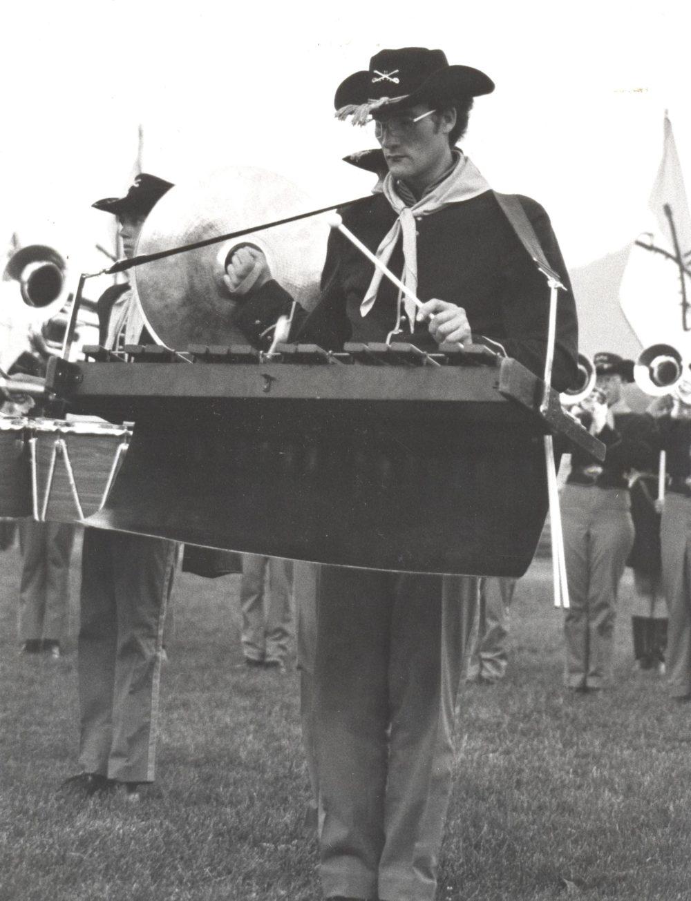 Casper Troopers Drum Corps 1975